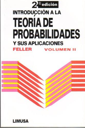 9789681807221: Introduccion a la Teoria de Probabilidades y sus Aplicaciones. Volumen 2