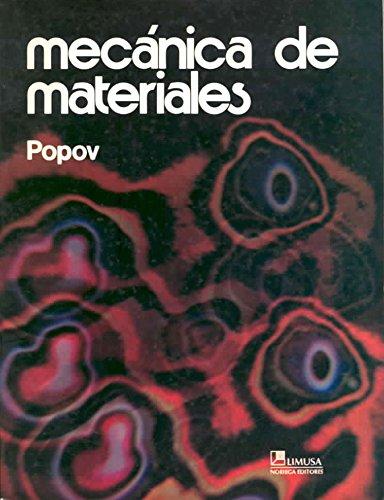 9789681813772: Mecanica De Materiales (Spanish Edition)