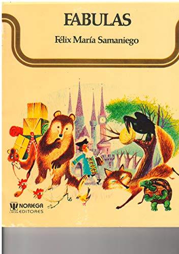 FABULAS DE SAMANIEGO [Paperback] by SAMANIEGO: Félix María Samaniego