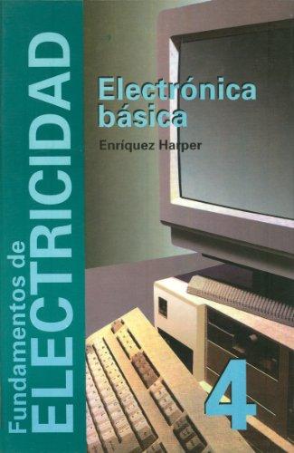 9789681833107: Fundamentos de electricidad / Fundamentals of Electricity (Spanish Edition)