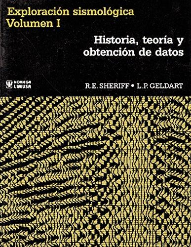 9789681836665: Exploracion Sismologica I (Spanish Edition)