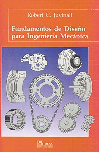 9789681838362: Fundamentos De Diseno Para Ingenieria Mecanica (Spanish Edition)
