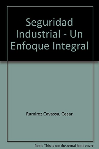 9789681838560: Seguridad industrial/ Industrial Security (Spanish Edition)