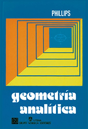 9789681840310: Geometria analitica/ Analytical Geometry (Spanish Edition)