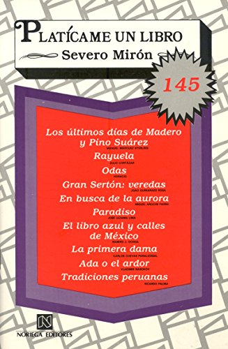 9789681841256: PLATICAME UN LIBRO 145