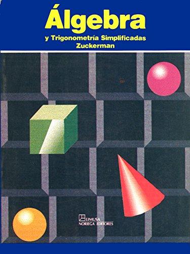 9789681841799: Algebra (Spanish Edition)