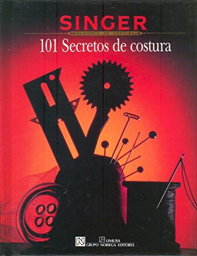 9789681843199: Singer Biblioteca De Costura 101 Secretos de costura