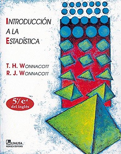 9789681845094: Introduccion a la estadistica/ Introduction to Statistics (Spanish Edition)