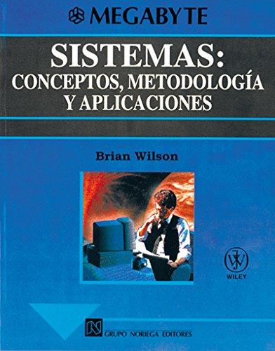 9789681845285: Sistemas/ Systems: Conceptos, Metodologia Y Aplicaciones (Spanish Edition)