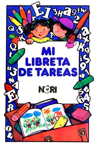 Mi Libreta de tareas/ My Homework Notebook: Nori