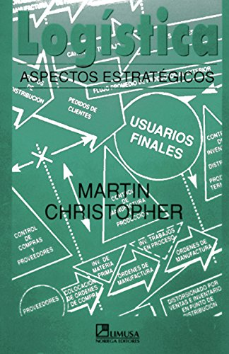 Logistica - Aspectos Estrategicos (Spanish Edition): Christopher, Martin