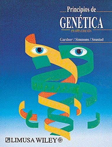 9789681853051: Principios de genetica/ Principles of Genetics (Spanish Edition)