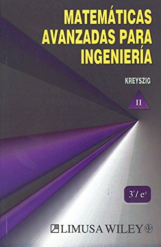 9789681853112: Matematicas avanzadas para ingenieria/ Advanced Engineering Mathematics (Spanish Edition)
