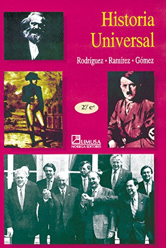 9789681854775: Historia Universal/ Universal History (Spanish Edition)