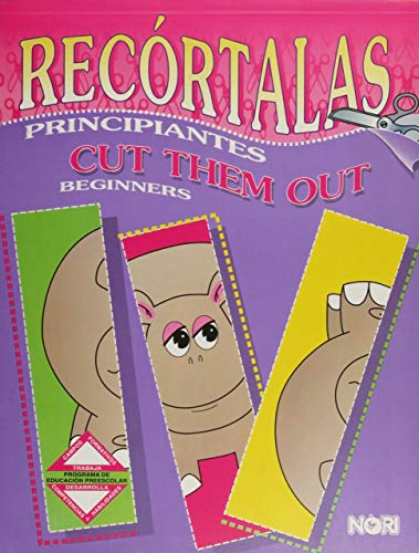 9789681856502: Recortalas principiantes/ Cut Them Out Beginners