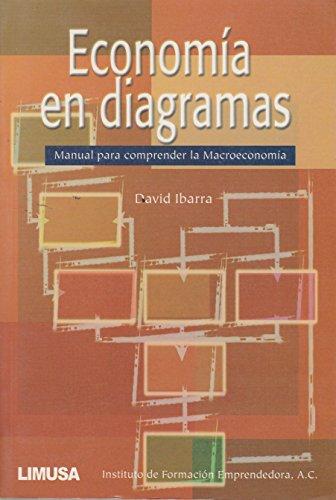 Economia en diagramas / Economy in Diagrams: Ibarra, David Valdes