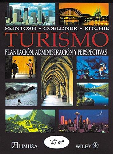9789681858223: Turismo / Toursim (Spanish Edition)