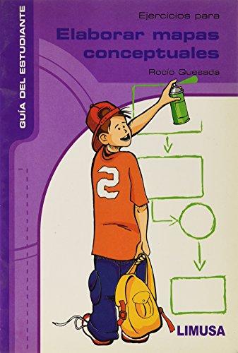 9789681861667: Ejercicios para elaborar mapas conceptuales/ Exercises to Develop Concept Maps (Spanish Edition)