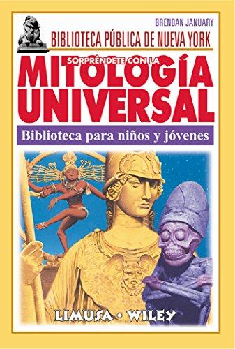 Sorprendete con la mitologia universal/ Universal mythology: January, Brendan