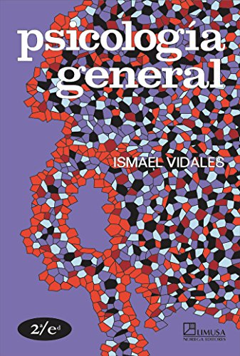 Psicologia General/ General Psychology (Spanish Edition): Vidales, Ismael