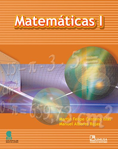 9789681865610: Matematicas/ Mathematics (Spanish Edition)