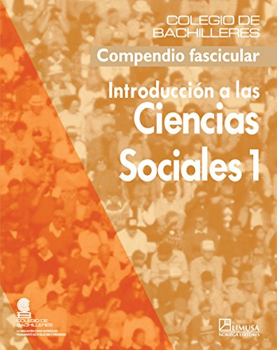 Introduccion a las ciencias sociales/ Introduction to: Cobach