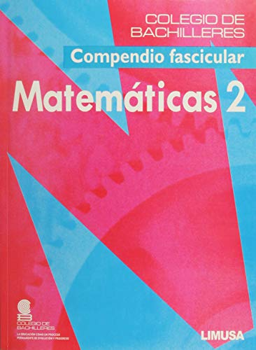 9789681867171: Matematicas / Mathematics: Compendio Fascicular/ Fascicle Compendium (Spanish Edition)
