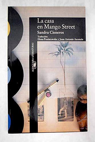 9789681902384: La casa en Mango Street