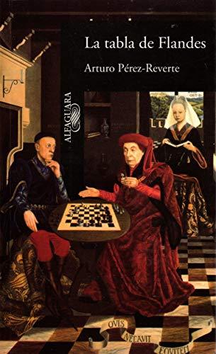 9789681903725: La Tabla De Flandes/the Flanders Panel