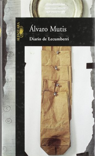 Diario de lecumberri: Mutis, Alvaro