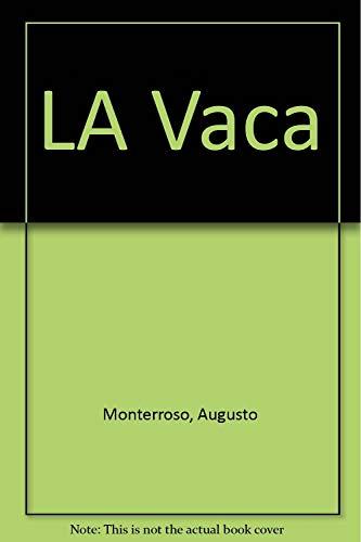 9789681904937: La vaca (Spanish Edition)