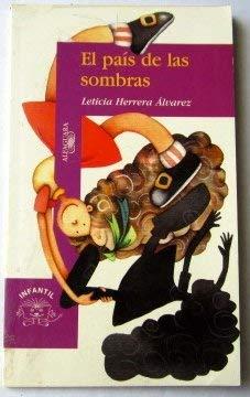 9789681905354: El Pais De Las Sombras (Spanish Edition)