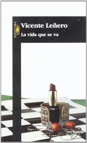 9789681905835: La vida que se va (Spanish Edition)