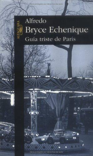 9789681906191: Guía triste de París (Spanish Edition)