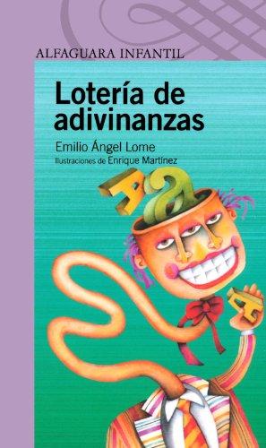 9789681906634: Loteria de adivinanzas (Lottery of Riddles) (Alfaguara Infantil) (Spanish Edition)
