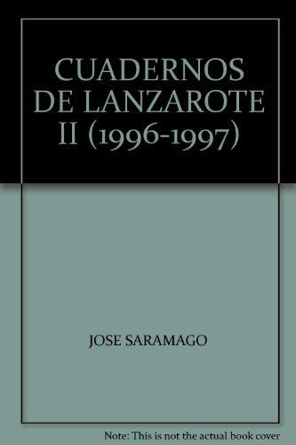 9789681911676: CUADERNOS DE LANZAROTE II (1996-1997)