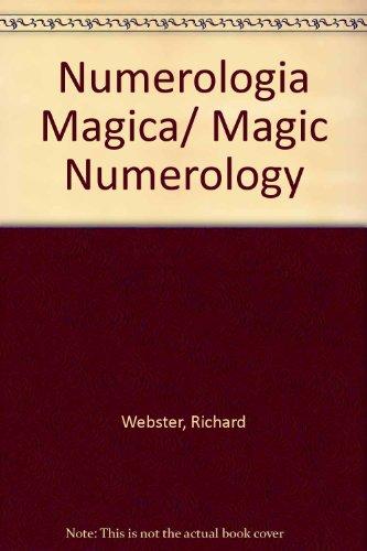 9789681912116: Numerologia Magica/ Magic Numerology (Spanish Edition)