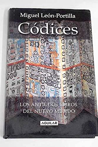 9789681912420: Codices : los Antiguos Libros del Nuevo Mundo (Spanish Edition)