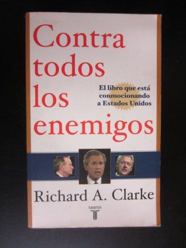 9789681915148: Contra Todos Los Enemigos (Spanish Edition)