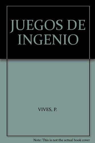 JUEGOS DE INGENIO: VIVES, P.