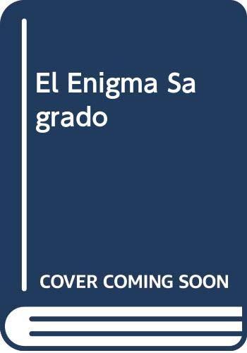 9789682112317: El Enigma Sagrado