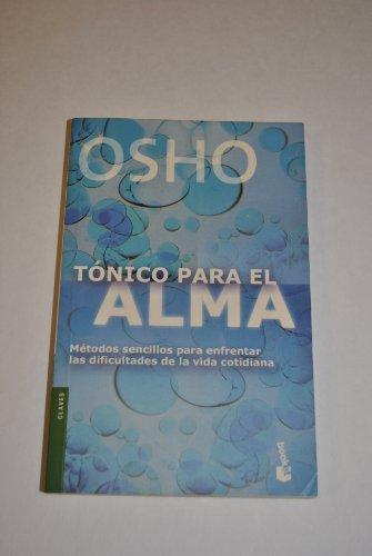9789682112645: Tonico para el alma (Booket Martinez Roca)