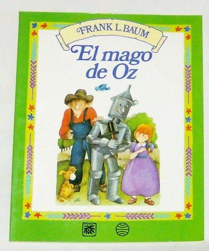 9789682200830: El mago do Oz (Mi primera biblioteca)