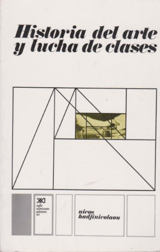 Historia del arte y lucha de clases: Hadjinicolaou, Nicos