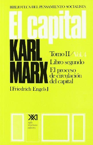 Capital / Libro segundo. El proceso de: Karl Marx