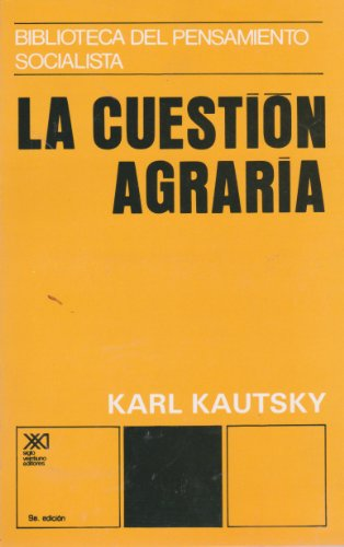 9789682301476: Cuestion agraria (Spanish Edition)