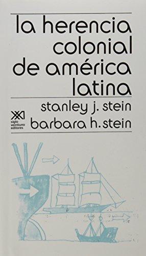 9789682301575: La herencia colonial de América Latina