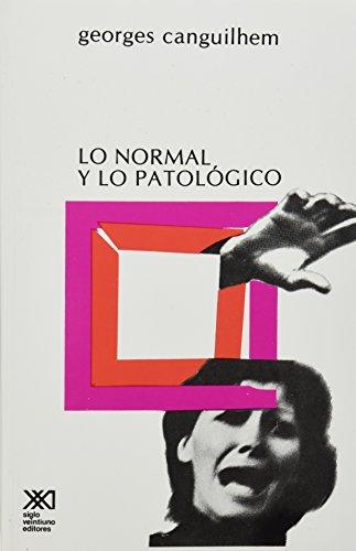 9789682301834: Normal y lo patologico (Spanish Edition)