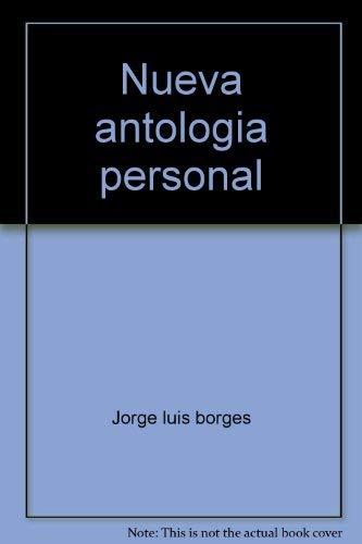 9789682303463: Nueva antologia personalsustituto isbn 968-231678