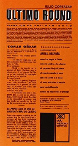 9789682303654: Ultimo round, vol. 1 (Spanish Edition)